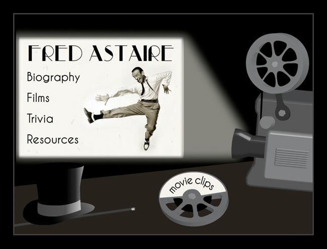 Fred Astaire Interactive Guide